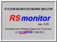 Application Software RSskaner-RSmonitor